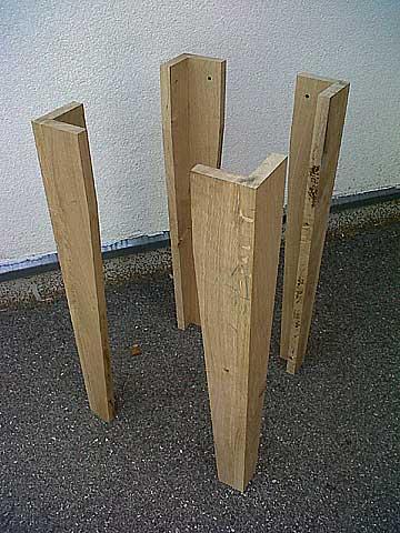 Mob meuble for Pieds de meuble en bois